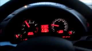 2006 Audi A4 2.0T Quattro Driving Video and Acceleration Clips (Sport Mode)
