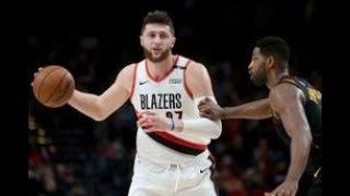 Portland Trailblazers vs Cleveland Cavaliers NBA Full Highlights (17th January 2019)