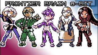 Pokemon Emerald - Battle! Frontier Brain [8bit]