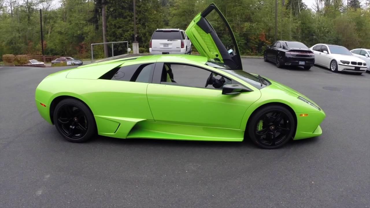 2008 Lamborghini Murcielago Lp640 For Sale