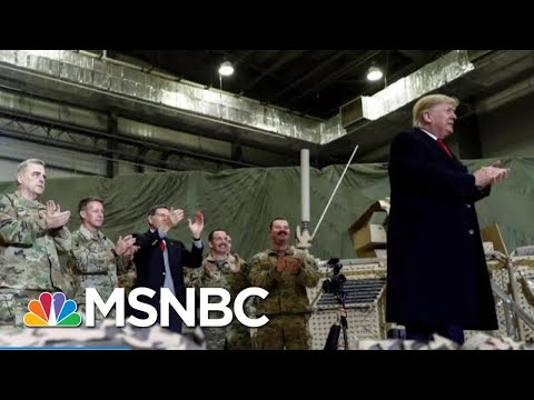 Full Retired Gen. Zinni: 'Where Are Our Veterans In Congress?' | MTP Daily | MSNBC