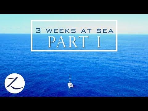 3 WEEKS AT SEA - Crossing the Atlantic Ocean [Ep 65]