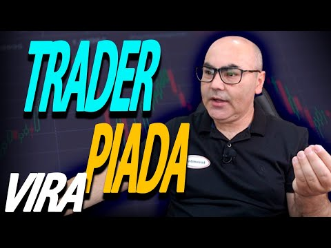 TRADER VIRA PIADA NAS REDES SOCIAIS | ANALISTAS COMPARTILHAM OS MEMES | Peterson Siqueira