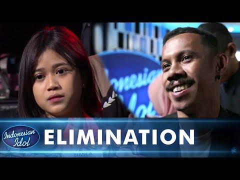 Lolosnya Bianca Jodie di ELIMIATION 2 membawa kekecewaan bagi fansnya Michael Pelupessy