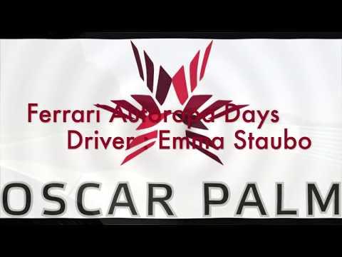 Ferrari 430 Scuderia driver Emma Staubo