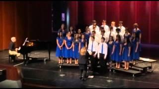 2015 Carol of the Bells / My Favorite Things - Bellarmine/Notre Dame Performance Choir