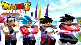 COMBAT BETWEEN ULTRA INSTINCTS!!! -ROBLOX DRAGON BALL Z FINAL STAND