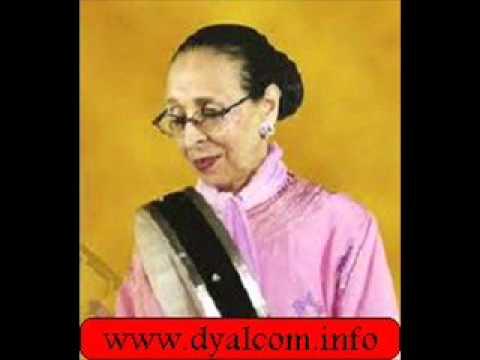 الحاجة الحمداوية Hadja Hamdaouia Mnine Ana Ou Mnine Nta