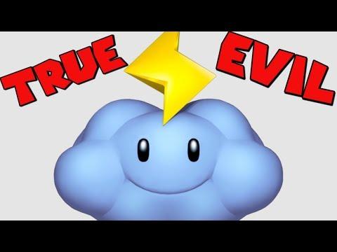 Mario Kart Wii Thundercloud Montage