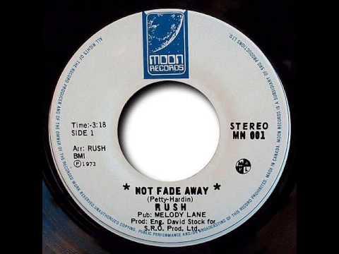 Rush - Not Fade Away [Sounds Good]