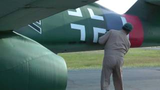 Me-262 Testing