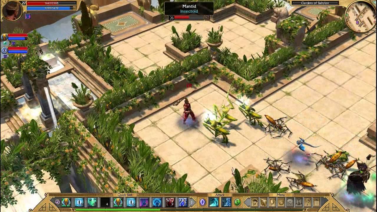 Harmless Plays Titan Quest Ep 71