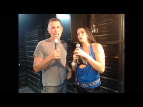 Karaoke Rock Show: Live Broadcast Example
