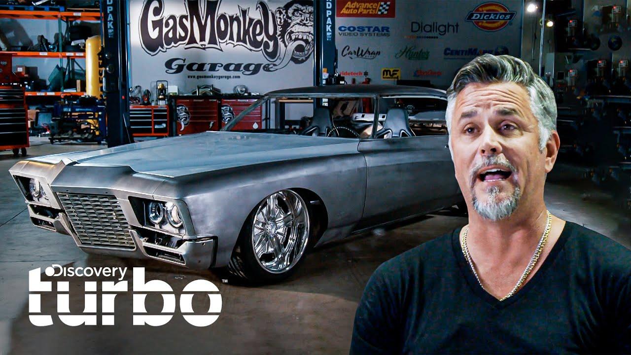 Avançando na transformação de um Buick Riviera | Dupla do Barulho | Discovery Turbo Brasil