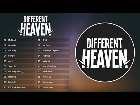 Top 20 songs of Different Heaven | Nocopyrightsounds |Best | 1 Hour