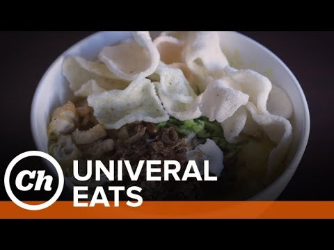 Was Porridge the First Dish Ever Cooked? | Universal Eats