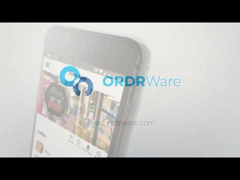 ORDRWare Mobile Ordering System
