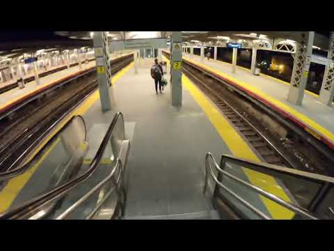 JFK Air Train To NYC Via The Long Island Rail Road (LIRR) | NYC Travel