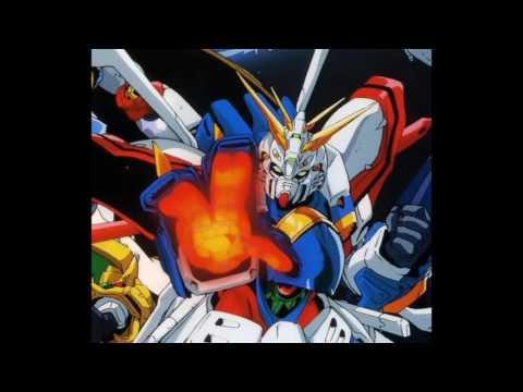 Gundam - Burning Finger (Extended)