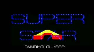 EVOLUTION OF SUPER STAR TITLE CARD FROM (1992-2019)