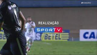 Encerramento de Goiás x Juventude pelo Brasileirão Série B no SporTV (21/06/2018)