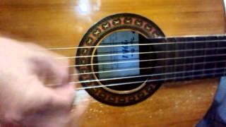 Vết Thù Trên Lưng Ngựa Hoang - guitar giao lưu(Lý Quốc Khanh)