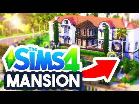 Get Famous MANSION Build | The Sims 4