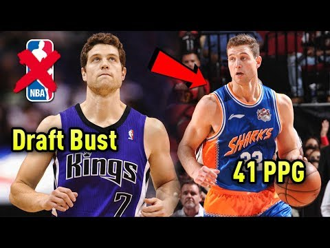 He Was A Draft BUST & Out Of The NBA But Is Now Averaging 41 PPG Overseas! | Jimmer Fredette