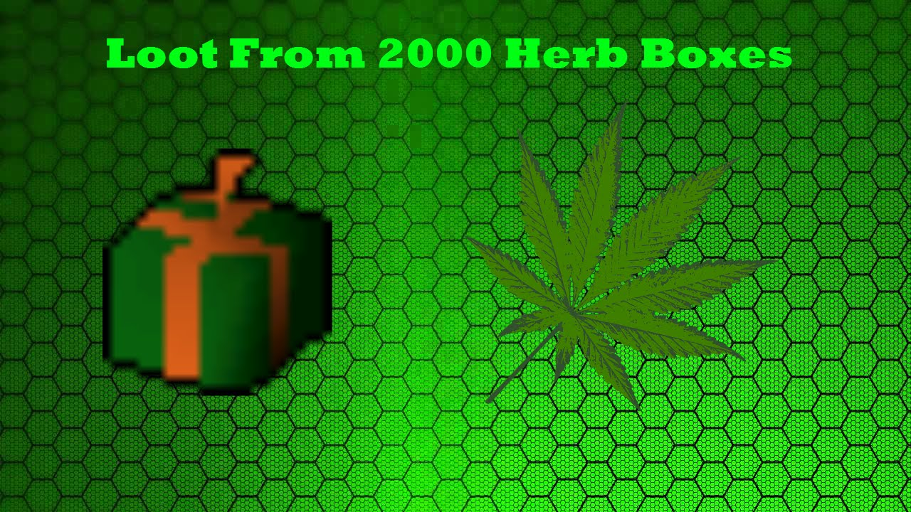 100 herb boxes last weeks showcase features part 2 and