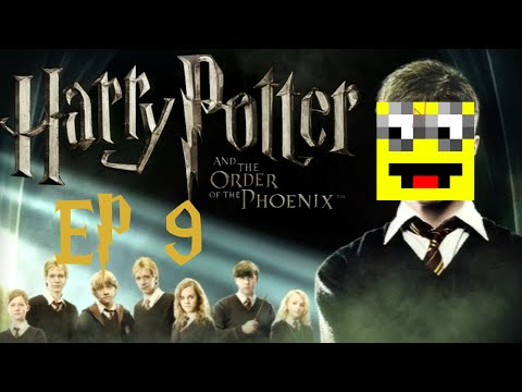 Harry Potter and the Order of the Phoenix - Episode 9 thumbnail