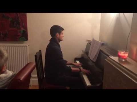 James Burford playing Nuvole Bianche by Ludovico Einaudi