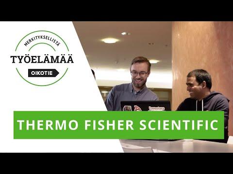 Thermo Fisher Scientific | Merkityksellistä Työelämää