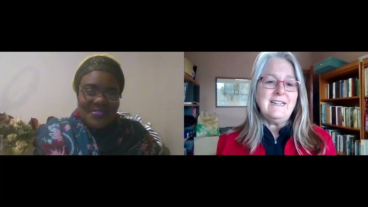 A conversation with Anne Bellavance: GWPN Australia Assembly.