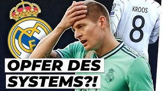 Toni Kroos: Bei Real Madrid nicht mehr Stammspieler?! |Analyse