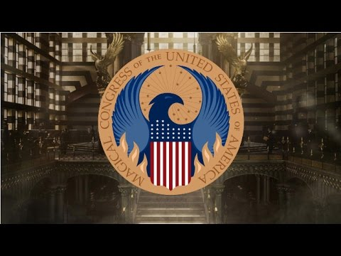 The Magical Congress Of The United States Of America (MACUSA)