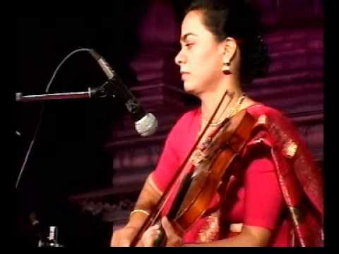 Sangeeta Shankar at Shri Manik Prabhu Samsthan - Maniknagar 2005