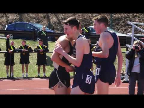 Army-Navy Men's Outdoor Track & Field 2018