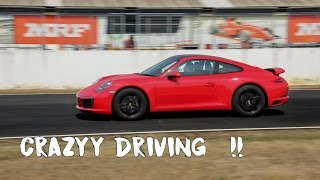 Mindblowing experience riding Shotgun in Porsche 911 with Sean | #120