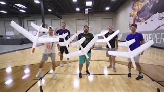 Dude Perfect - Best of Airplane Trickshots