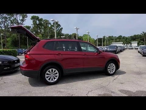2019 Volkswagen Tiguan Orlando, Sanford, Kissimme, Clermont, Winter Park, FL 4487P