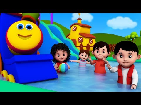 Adjectives Song | Learning Street With Bob The Train | Nursery Rhymes For Children by Kids Tv