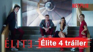 Élite: Temporada 4   Tráiler   Netflix
