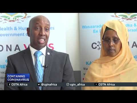 Somalia expresses solidarity with China in fight against coronavirus