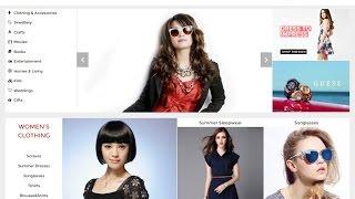 Alibaba Clone PHP Script (Multi Vendor)