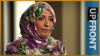 🇾🇪 Tawakkol Karman: Mohammed bin Salman 'is a criminal' | UpFront (Headliner)