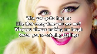 Meghan Trainor -  Just A Friend To You (Lyrics) 2016