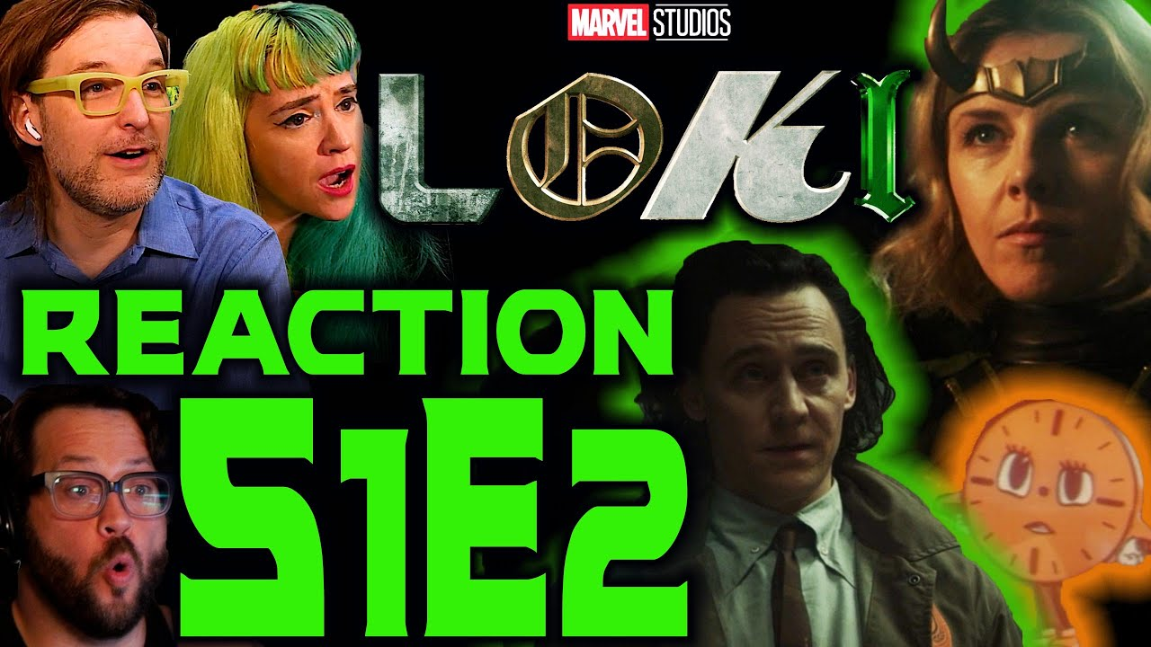 Download WOW... HE'S SMOKIN' HOT BABE! // Loki S1E2 Reactions!!