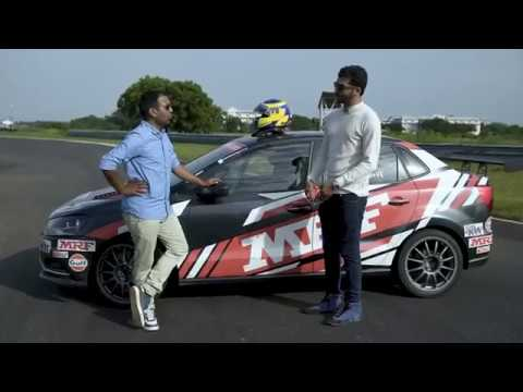 Volkswagen Ameo Cup Pits to Podium 2017: Episode 4