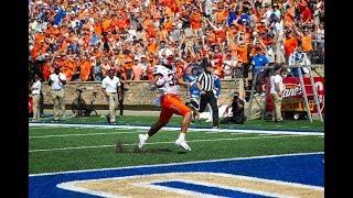 Oklahoma State vs Tulsa Football Highlights