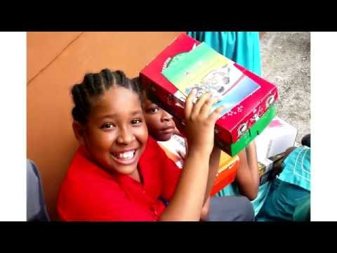 OCC Distribution Trip Grenada 2015
